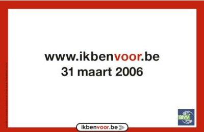 www.ikbenervoor.be