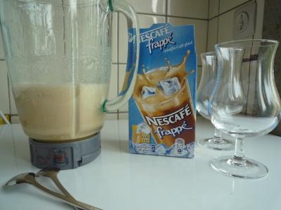 Nescafé frappé