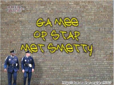 Graffiti generator